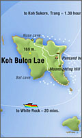 Bulon Lae map