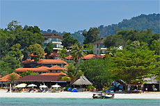 Pattaya Beach, koh Lipe