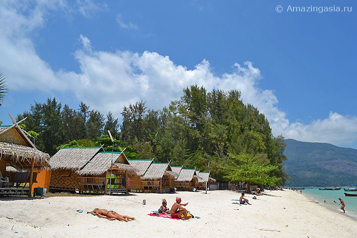 Отель Varin Village, пляж Санрайз (Sunrise Beach), остров Липе (Koh Lipe)