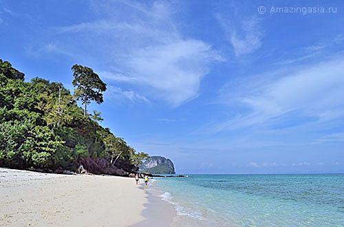 Бамбу Айленд (Bamboo Island), острова Пхи Пхи (Phi Phi)