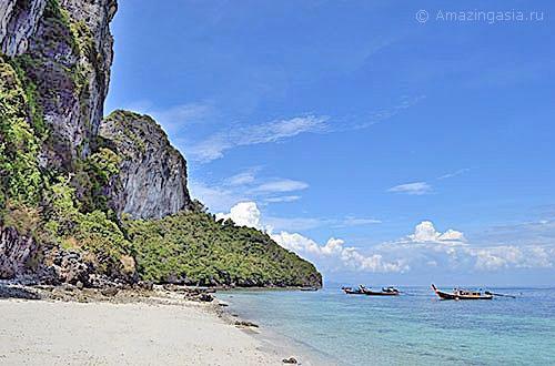Москито Айленд (Mosquito Island), острова Пхи Пхи (Phi Phi)