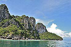 Остров Москито Айленд (Mosquito Island), острова Пи Пи (Phi Phi)