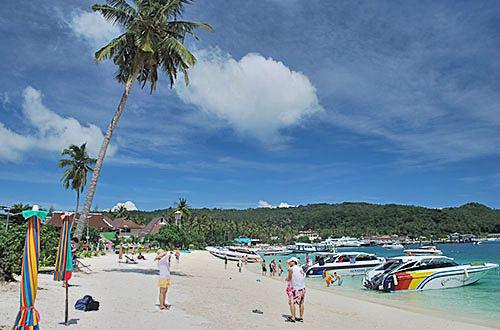 Пляж Тонсай, остров Пхи Пхи Дон (Phi Phi Don)