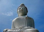 Гигантская статуя Будды (Phuket Big Buddha), остров Пхукет
