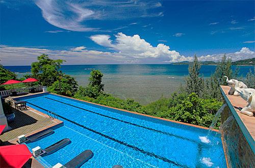 Отели и ресорты пляжа Камала