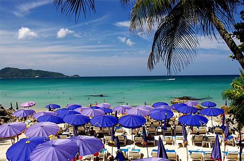 Пляж Патонг, Пхукет, Тайланд