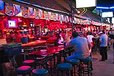Ночная жизнь Патонга, Пхукет, Тайланд