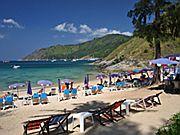 Пляж Януи Бич (Ya Nui Beach), остров Пхукет