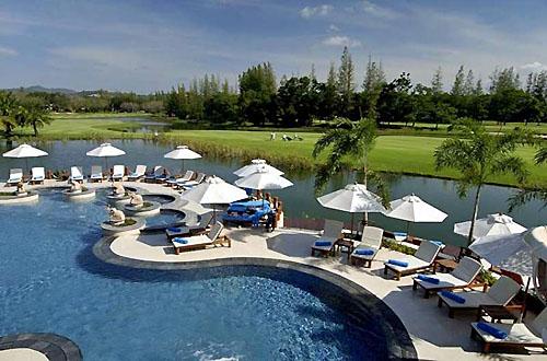 Отели и ресорты пляжа Банг