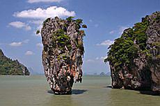 Экскурсия к острову Джеймса Бонда