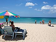 Пляж Карон, Пхукет, Тайланд