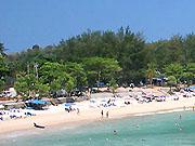 Пляж Най Харн, остров Пхукет