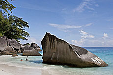 Экскурсия с острова Пхукет на Симиланские острова