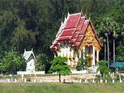 Храм Ват Най Харн (Wat Nai Harn), остров Пхукет