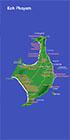 Koh Phayam map