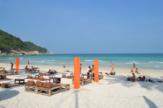 Пляж Хаад Рин
