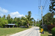 Пляж Тонг Сала