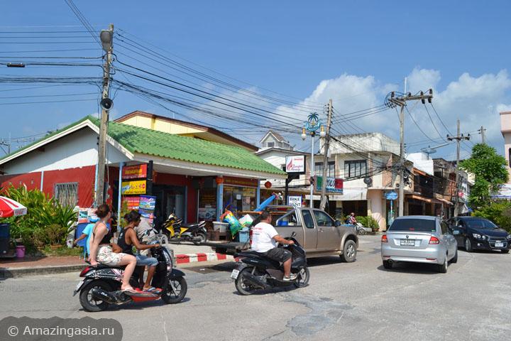 Пляж Тонг Сала на острове Ко Панган