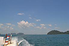 Остров Либонг (Koh Libong), провинция Транг (Trang)