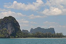 Пляж Хат Яо (Hat Yao), провинция Транг (Trang)