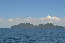 Фотографии дороги на остров Koh Kradan, №005