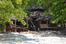 острова Транг, Ко Крадан