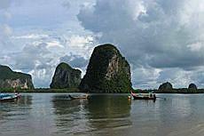 Пляж Пакменг (Pakmeng), провинция Транг (Trang)